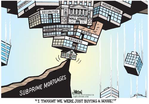 EconomicTalk – ย้อนรอย ประวัติโดยย่อ Subprime Crisis