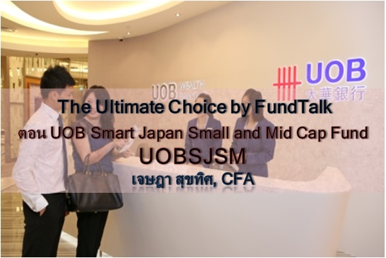 UOB Smart Japan Small and Mid Cap Fund | UOBSJSM